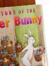 洋書 (Story of Easter Bunny)